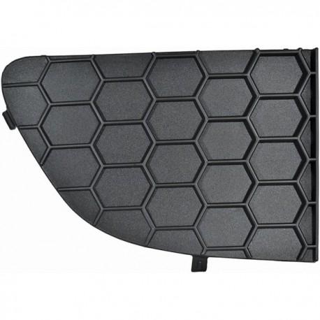 grille droite de pare choc avant fiat punto 12 17 pas pour antibrouillard autodc. Black Bedroom Furniture Sets. Home Design Ideas