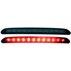 Feu STOP design - LED - Noir - VW GOLF 6 (08-12) sauf break & cabriolet & VW POLO 6R (09-14)