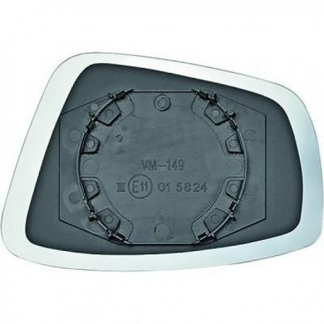 GLACE DE RETROVISEUR EXTERIEUR DROIT POUR SEAT MII (11-18)