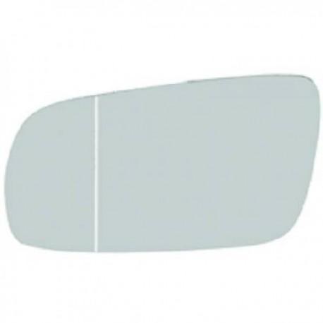 GLACE DE RETROVISEUR EXTERIEUR GAUCHE - CHAUFFANTE POUR SEAT IBIZA - CORDOBA (99-02)