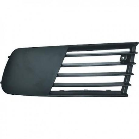 GRILLE AVANT DROIT DE PARE-CHOCS AVANT POUR SEAT IBIZA - CORDOBA (02-05) - POUR VEHICULE SANS ANTIBROUILLARDS