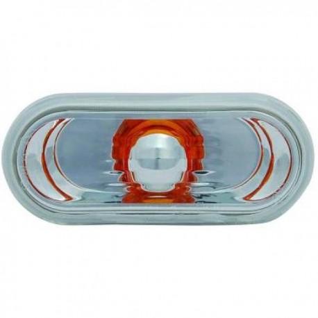 CLIGNOTANT LATERAL GAUCHE / DROIT POUR SEAT ALTEA (04-09) - TRANSPARENT