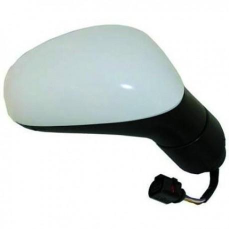 RETROVISEUR EXTERIEUR DROIT - ELECTRIQUE - RABATTABLE POUR SEAT LEON (05-09)