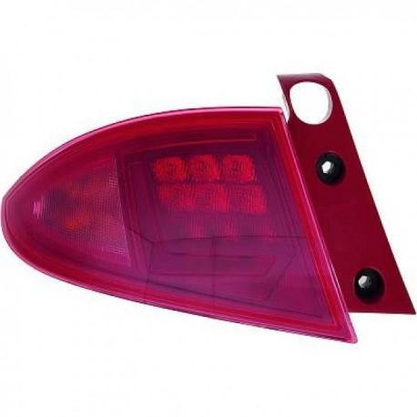 FEU ARRIERE EXTERIEUR GAUCHE POUR SEAT LEON (09-12) - A LED