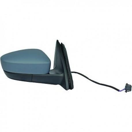 RETROVISEUR EXTERIEUR DROIT - ELECTRIQUE POUR SEAT TOLEDO (12-17)