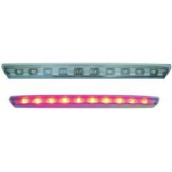 Feu STOP design - LED - Chrome pour toutes VW SCIROCCO (08-14) sauf R - R-LINE - GTS