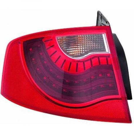 FEU ARRIERE EXTERIEUR DROIT POUR SEAT EXEO (09-12) - BERLINE - LED