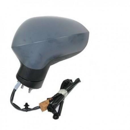 RETROVISEUR EXTERIEUR DROIT - ELECTRIQUE - RABATTABLE POUR SEAT EXEO (09-12) - AVEC MEMOIRE
