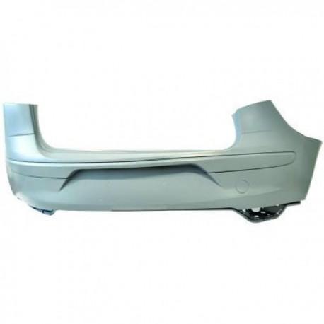 PARE-CHOCS ARRIERE POUR SEAT ALTEA (04-09) - SANS PDC - PAS POUR ALTEA XL