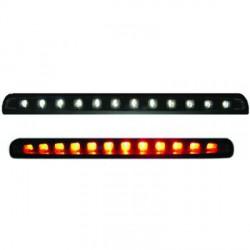 Feu STOP design - LED - Noir pour VW T5 - TRANSPORTER - CARAVELLE - MULTIVAN (03-09)