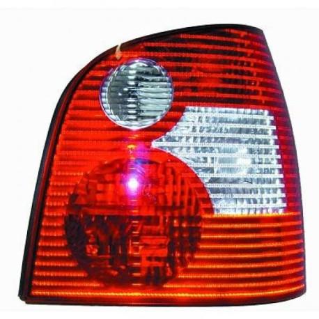 FEUX ARRIERE GAUCHE VW POLO (01-05) - AVEC CLIGNOTANT BLANC