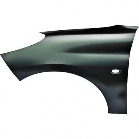 aile avant droite peugeot 206 09 13 avec trou clignotant autodc. Black Bedroom Furniture Sets. Home Design Ideas