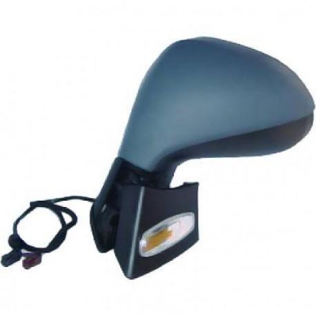 retroviseur droit peugeot 207 06 12 electrique chauffant a peindre autodc. Black Bedroom Furniture Sets. Home Design Ideas