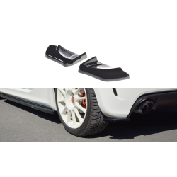 LAME DU PARE-CHOCS ARRIERE FIAT 500 ABARTH MK1