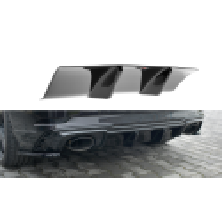 RAJOUT DU PARE-CHOCS ARRIERE AUDI RS3 8V FL SPORTBACK - MAXTON DESIGN